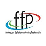 logo FFP : fédération de la formation professionnelle